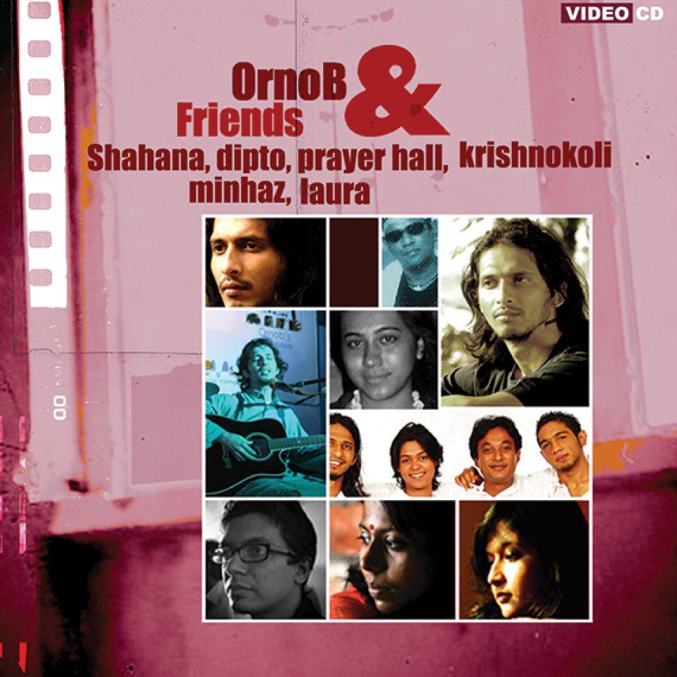 Ornob & Friends(Video CD)