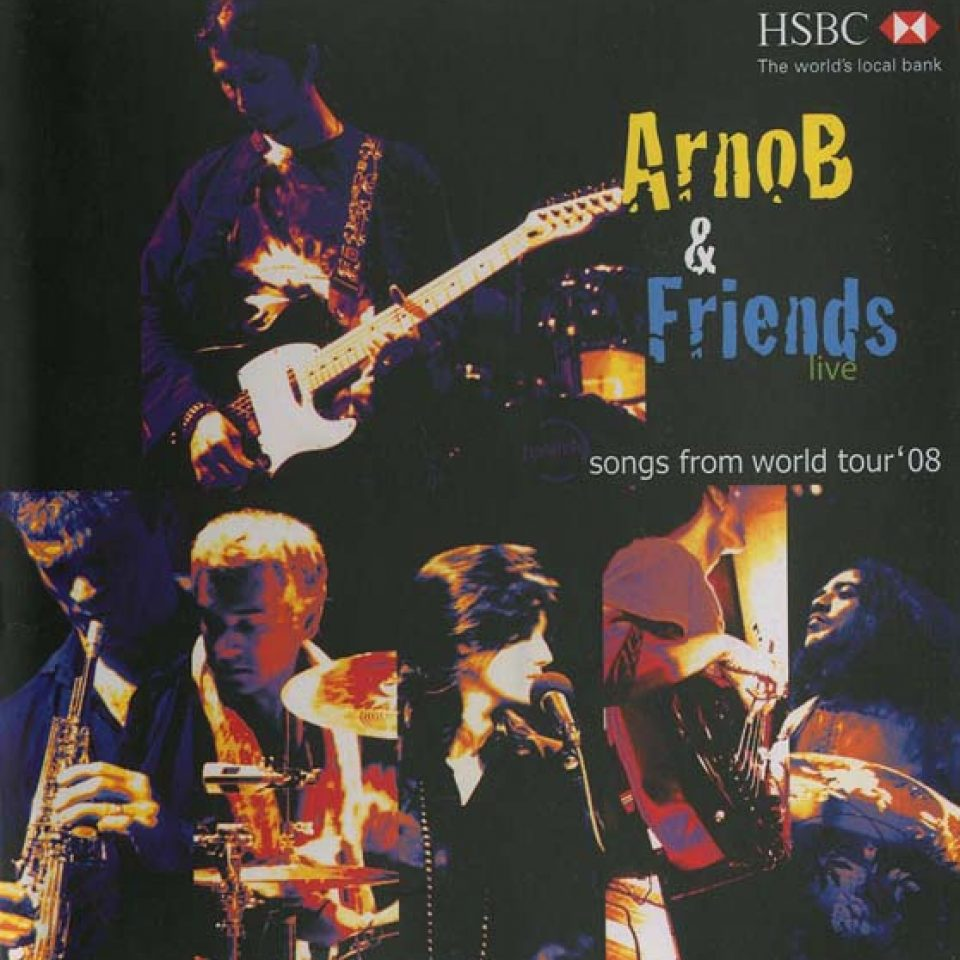 Ornob & Friends (live)