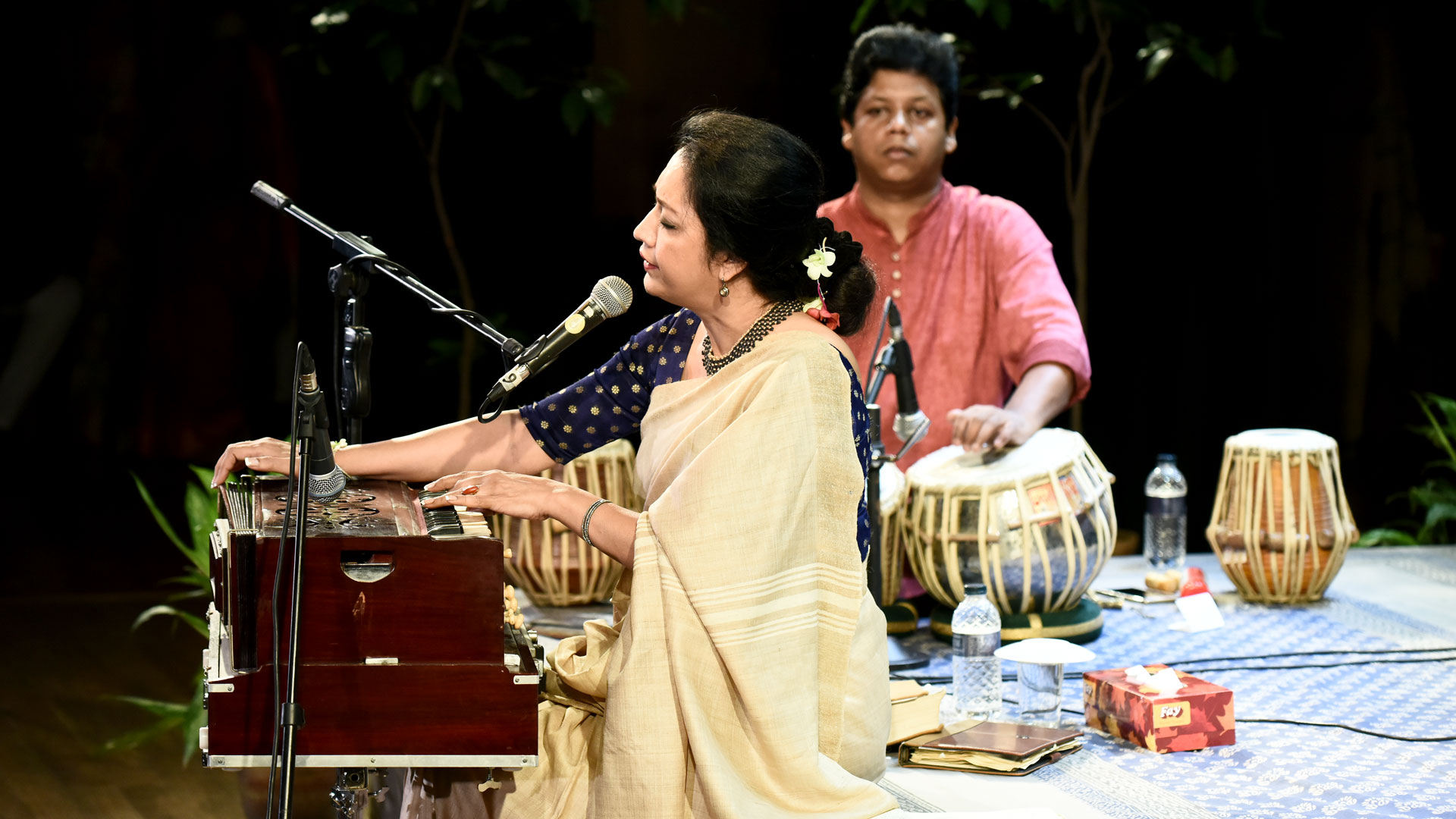 Bengal Music Programme Home Page Image