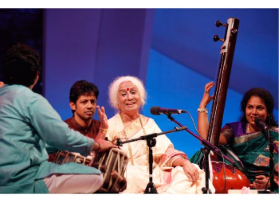 Curtain rises on the 3nd night of Bengal Classical Music Festival 2016