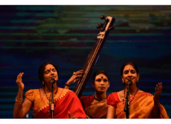 The 4th night of the Bengal Classical Music Festival 2016 ended with spectacular performances