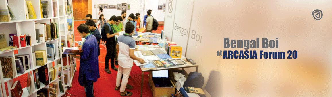 Bengal Boi at ARCASIA Forum 20