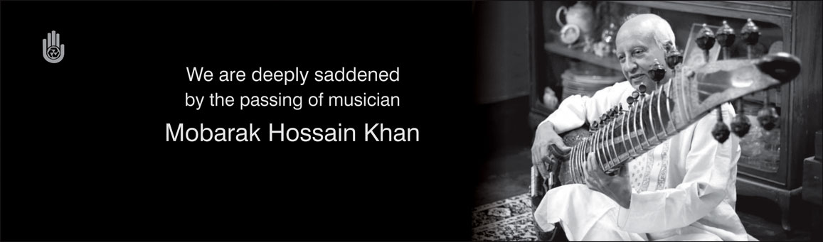 Bengal Foundation mourns the passing of Mobarak Hossain Khan
