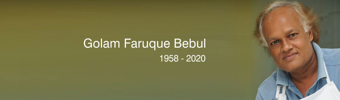 Bengal Foundation mourns the passing of Golam Faruque Bebul